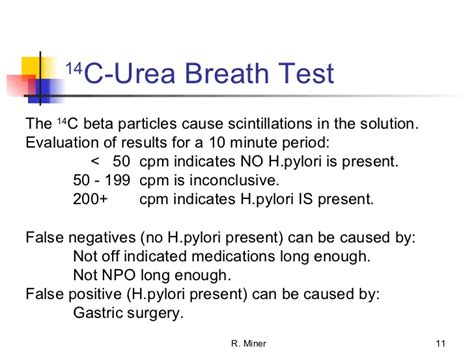 ubt test c14 urea breath test