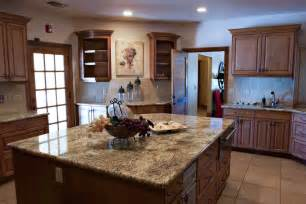 Kitchen Granite Countertop Ideas Bianco Antico Granite Installed Design Photos And Reviews