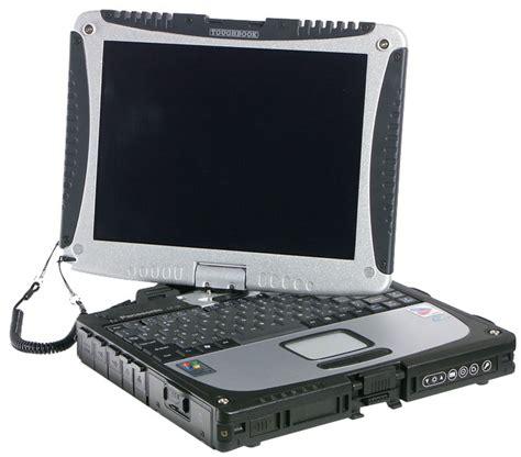 panasonic toughbook cf 18 tablette tactile windows xp