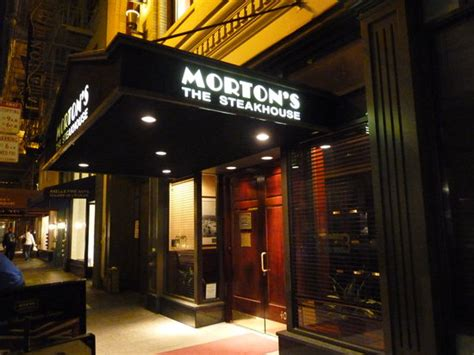 morton s steak house image gallery morton s restaurant new york