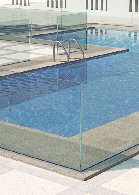 barandilla piscina aluminio cerramiento piscina cristal barandilla de vidrio