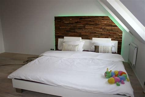 Dunkel Holz Schlafzimmer by Wandverkleidung Holz Schlafzimmer Bvrao