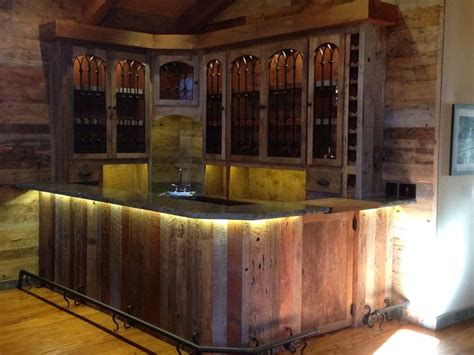 Wood Bar Design Ideas by 1000 Images About Vintage Reclaimed Wood Bar On Richardson Reclaimed Wood