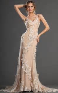 Kleinfeld Wedding Dresses Abiti Da Sera Lunghi In Pizzo