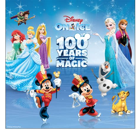 Family Disney On Ice100 Years Of Magic by Moments That Take My Breath Away Disney On 100 Years