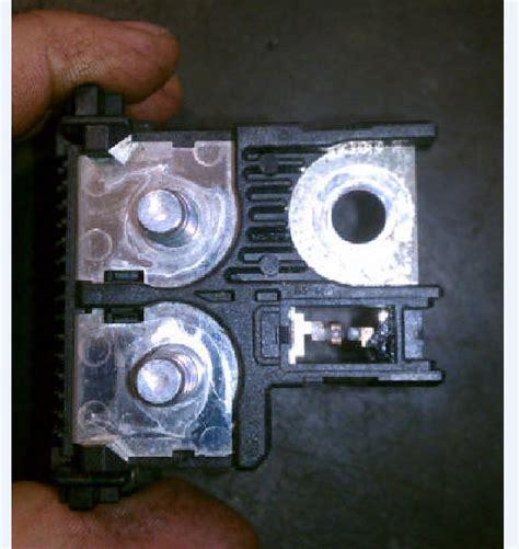 battery   raced  reverse polarity