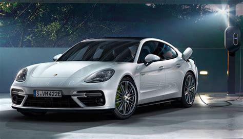 Porsche Elektroauto by Porsche 50 Elektro Anteil Bis 2023 N 228 Chster Macan Nur