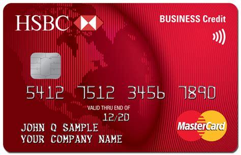 Hsbc Business Credit Card Application