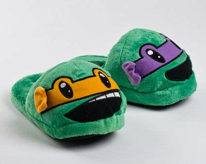 turtles slippers mutant turtle slippers pop culture