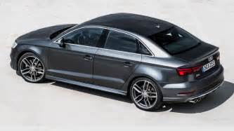 Audi S3 Saloon Audi S3 Saloon 2016 Review By Car Magazine