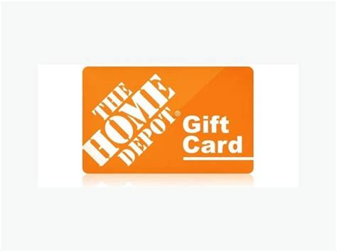 Gift Card Balance Home Depot - home depot gift card with 125 balance malahat including shawnigan lake mill bay
