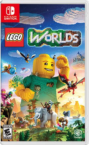 Lego Ninjago The Nintendo Swicht new nintendo switch releases nintendo store
