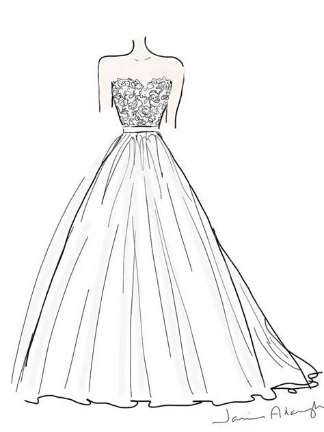 dress pattern layout how to design a wedding dress gowns and dresses