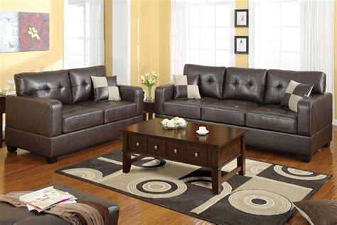 Leather Sofa Living Room Modern Leather Living Room Sets Homeoofficee
