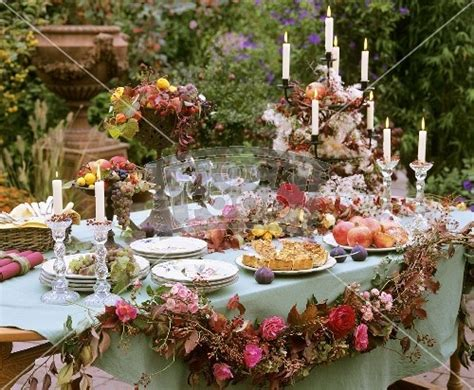 beautiful tables elegant buffet table party ideas pinterest gardens