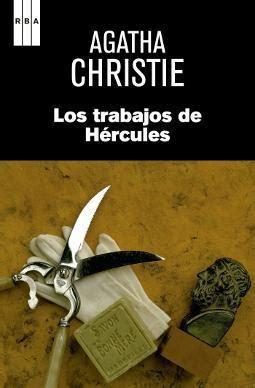 libro the labours of hercules 70 mejores libros de agatha christie paperblog