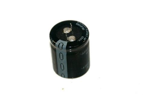 epcos filter capacitor epcos capacitor 680uf 250v b43231 e2687 m 1 pc 40 085 56 surplus trading corporation