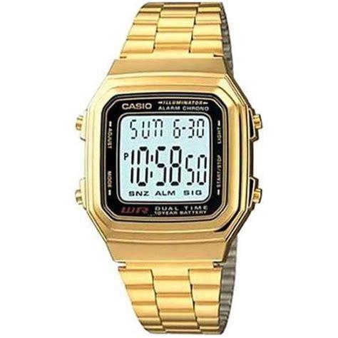 Digital Water Resist jam tangan casio a178 murah digital water resist pria