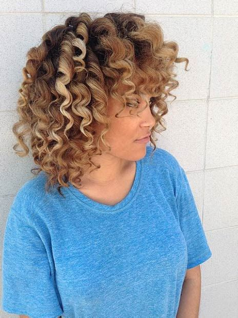 curling wand on medium layered hair 50 incredibly cute hairstyles for every occasion page 5