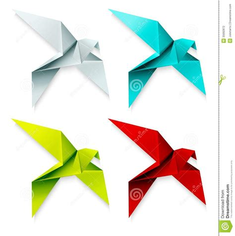 Flappy Bird Origami - origami how to make a flappy bird origami origami crane