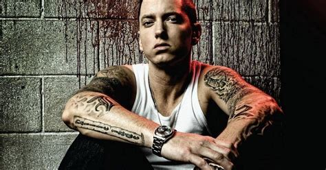 eminems tattoos eminem tattoos list of eminem designs