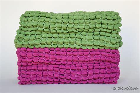 pattern for yarn pom pom crochet scarf pattern using pom pom yarn squareone for
