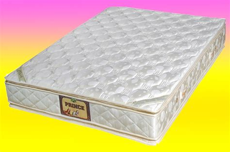 prince size bed prince double size mattress pillow top great value