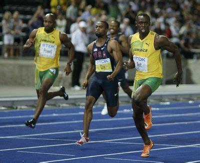 Hinomiya Beta Line Senar 100m rod 2 0 beta news lgbt gaynews berlin 2009 usain bolt shatters 100m world record