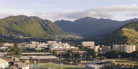 O Hawaii At Monoa Mba by Is The Of Hawaii Doing Its Part To Combat