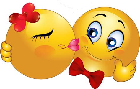 emoji zumba sender du kysse smiley og hjerte til chefen