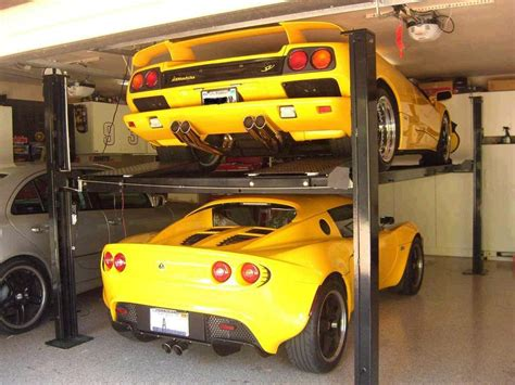 Car Garage Lift by Best Car Lift For Garage The Better Garages