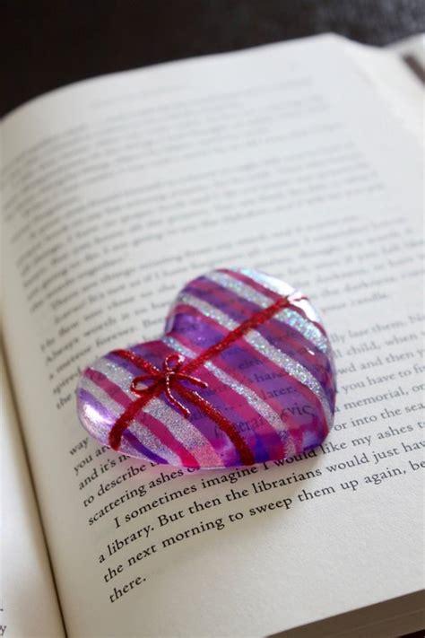 Handmade Paper Weight - lavender pink glass paper weight