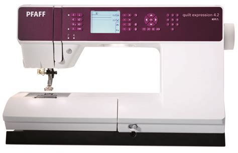 Pfaff Quilt Expression 4 0 Price by Pfaff 174 Introduces Most Amazing Lineup Of Sewing Machines