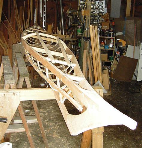 wooden boat frame plans wooden boat canoe plans 2