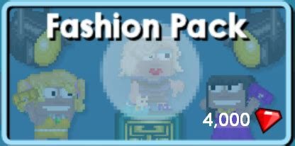 pack growtopia growtopia s fredchicken fashion week