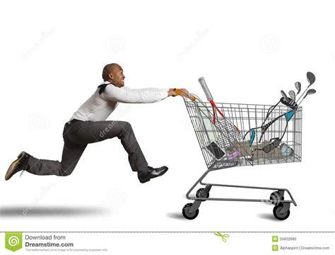 To Go run to go shopping stock photo image 55832680