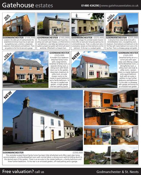 hunts post adverts gatehouse estates part 2