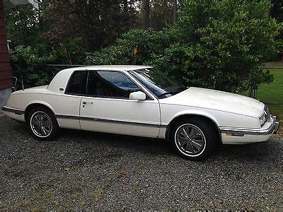 1989 buick riviera cars for sale