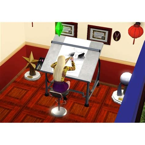 Sims 3 Sketches by The Sims 3 Fashion Career Guide
