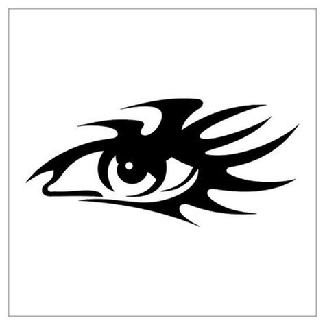 tribal eyes tattoo designs tribal eye stencil tattoos book 65 000 tattoos