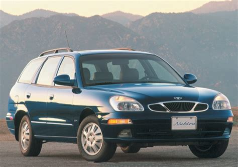 car owners manuals for sale 1999 daewoo leganza head up display daewoo nubira reviews specs and prices cars com