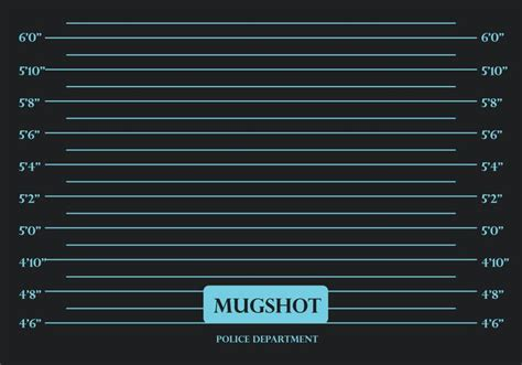 mugshot background mugshot black background vector free vector