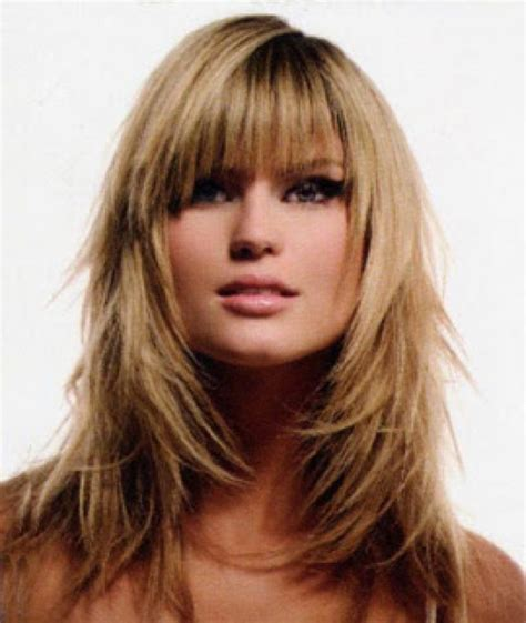 latest trends for long fine hair 2015 hairstyles for long face ideas hairjos com