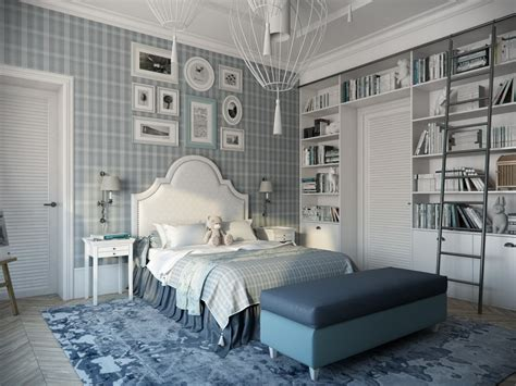 modern blue bedroom blue bedroom interior design ideas