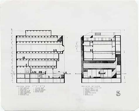 whitney museum floor plan gallery of ad classics whitney museum marcel breuer 15