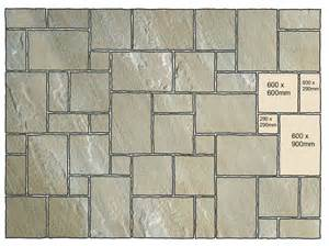 Patio Slab Patterns by Laying Patterns For Patio Pavers Pavers Concrete Brick