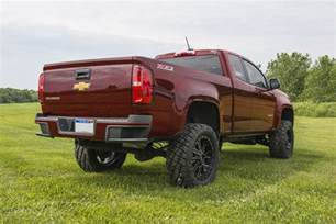 2016 colorado lift kits from zone offroad products