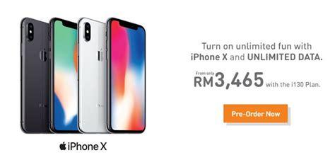 iphone u mobile pakej iphone x u mobile khas untuk penagih data soyacincau