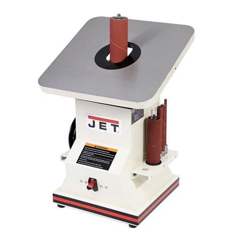 jet bench sander jet benchtop oscillating spindle sander spindle sanders