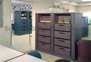 rotating file cabinets spinning rotary file cabinets revolving two sided media